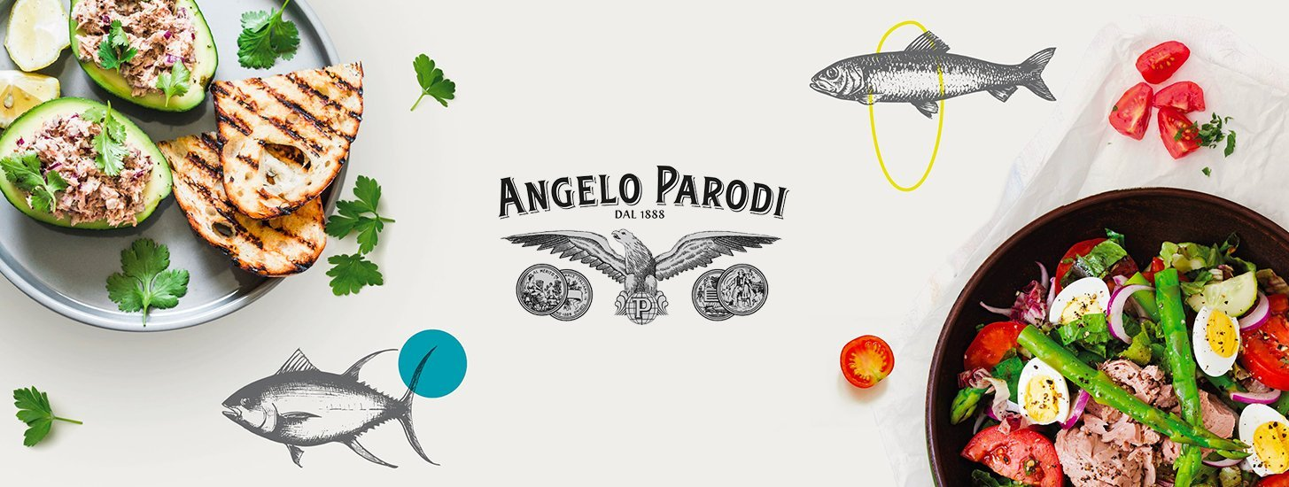 Filetti di acciughe del mar Cantabrico Angelo parodi