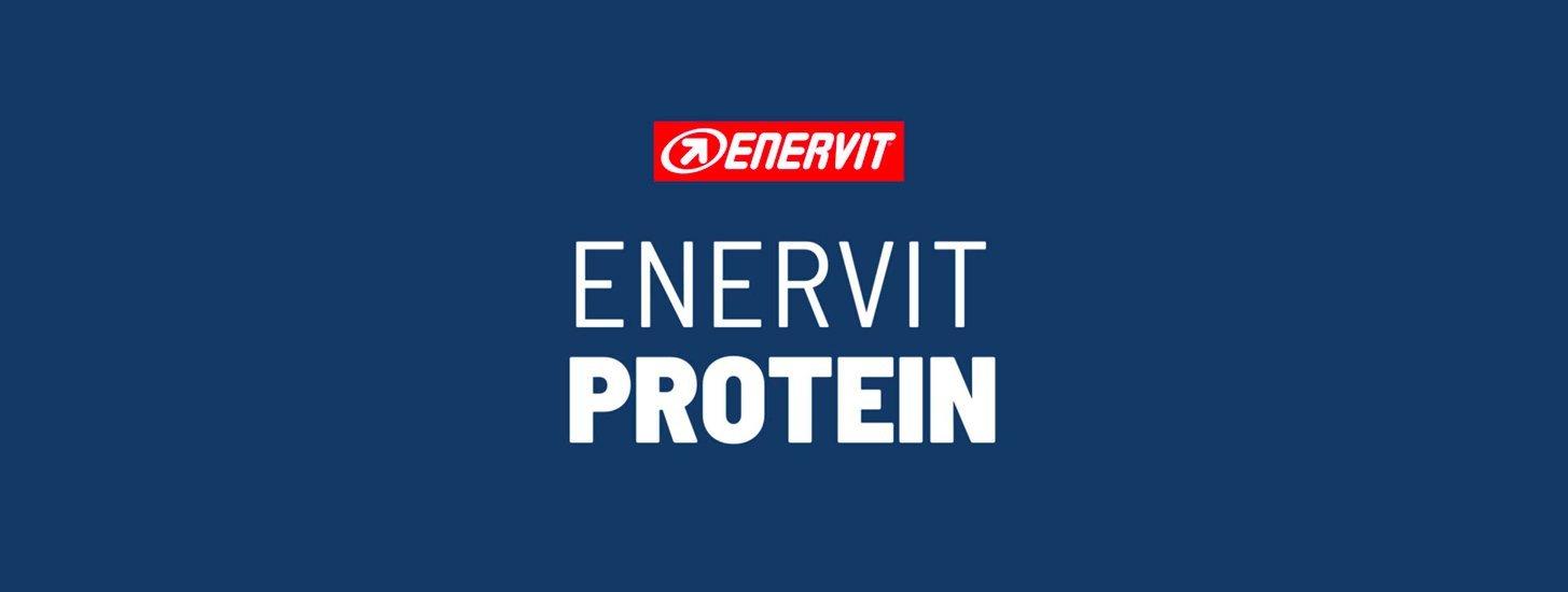 Enervit lancia la nuova LINEA PROTEIN
